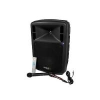 Активная акустическая система Ibiza Sound PORT10CD-VHF NOBT