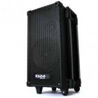 Мобильная акустическая система IBIZA Port 8 Mini CD MP3-плеер