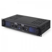 Усилитель звука SkyTec SPL 700 Amplifier 2x 350W  EQ