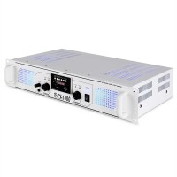 Усилитель звука Skytec SPL 1000 Amplifier 2x 500W EQ White