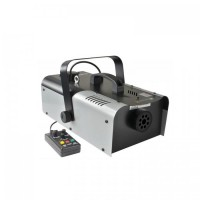 Дым машина Beamz S1200 MKII 200м³ с дистанционным управлением
