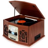 Музыкальный центр Auna NR-620 стерео проигрыватель MP3