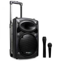 Активная акустическая система Ibiza PORT8 VHF-BT аккумуляторная, Bluetooth USB SD 200 Вт