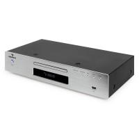 HiFi проигрыватель Auna AV2-CD509 CD FM USB MP3 silver