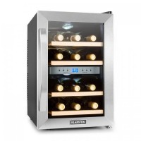 Винный холодильник Klarstein Reserva 2G 34 литра 12 бутылок 2 зоны