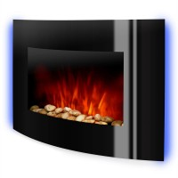 Электрический камин Klarstein Lausanne Electric Fireplace 2000W