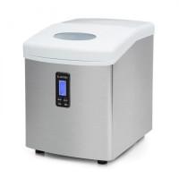 Генератор льда Klarstein Mr. Frost 150 Вт из нержавеющей стали 15 кг Silver L3052FUSNS