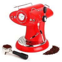 Кофемашина Klarstein Cascada Rossa Espresso 15bar Red