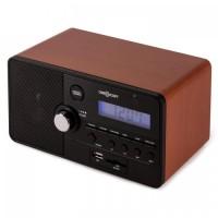 Компактный радиоприемник oneConcept Luzern USB, SD и AUX BK