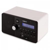 Компактный радиоприемник oneConcept Luzern USB, SD и AUX WH