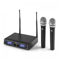 Комплект беспроводных микрофонов Malone Duett Pro V1 2-канала UHF, 50 м