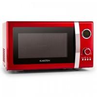 Микроволновая печь Klarstein Fine Dinesty 2in1 23L 1000W 12 программ RED
