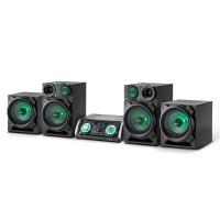 Аудио система Malone Mega Sound 720W DVD Bluetooth HDMI USB