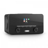 Интернет-радио Auna Connect 150 BK 2.1 проигрыватель беспроводной локальной сети Spotify Connect USB DAB + FM Black