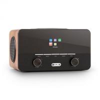 Интернет-радио Auna Connect 150 WD 2.1 проигрыватель беспроводной локальной сети Spotify Connect USB DAB + FM Wood
