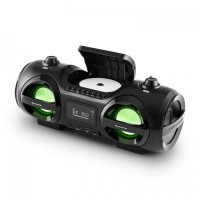 Стереосистема Auna Soundblaster M Boombox Bluetooth 3.0 CD / MP3 / USB FM