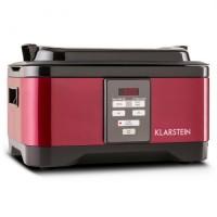 Klarstein Tastemaker Sous-vide Garer 6l 550 Вт из нержавеющей стали Red