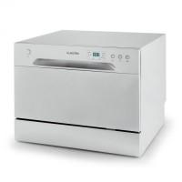 Посудомоечная машина Klarstein Amazonia 6, A + 1380W 6 комплектов посуды Silver DMM10/1