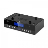 Кухонное радио Auna KR-100 BK Bluetooth USB MP3 HandsFree