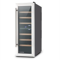 Винный холодильник Klarstein Reserva Duett 12 винных лотков 65 литров 21 бутылка 2 зоны