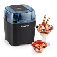 Машина для производства мороженного и охлажденного йогурта Klarstein Creamberry Ice Cream Maker 1.5л BK