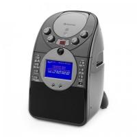 Система караоке  Auna ScreenStar CD USB SD MP3 BLK