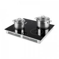 Встраиваемая индукционная варочная панель Klarstein Virtuosa-4 7000W 59x52cm 4 зоны DM1AO