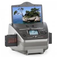 Сканер для оцифровки изображений oneConcept Combo Dia-Film-Foto-Scanner  SD USB