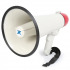 Мегафон Vonyx / Vexus MEG045 40W функция записи сирена USB SD AUX с батарейным питанием