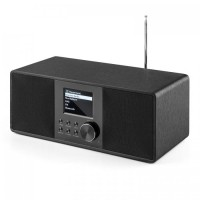 Интернет-радио AUNA Connect 120 Медиа-плеер Bluetooth WLAN DAB / DAB + FM USB Black