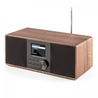 Интернет-радио AUNA Connect 120 Медиа-плеер Bluetooth WLAN DAB / DAB + FM USB Wood
