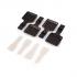 Сдвоенный мини-гриль Klarstein Tenderloin Mini 600W  2x Aluminium