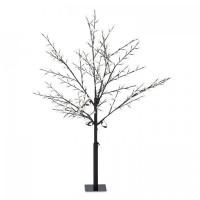 Световое дерево Blumfeldt Hanami WW18, 336 светодиодов теплый белый цвет