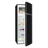 Холодильник с морозильной камерой Klarstein Height Cool 171 / 41л Black A ++