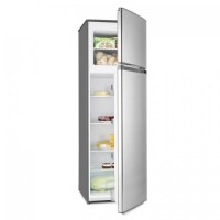 Холодильник с морозильной камерой Klarstein Height Cool 199 / 53л Silver A ++