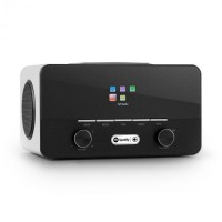 Интернет-радио Auna Connect 150 WD 2.1 Spotify Connect USB DAB + FM White