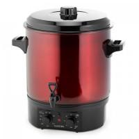 Автоматический термопот Klarstein Biggie 27 литров 2000 Вт из нержавеющей стали RED