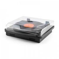 Ретро-проигрыватель винила Auna TT370 Retro Turntable встроенные динамики AUX Black