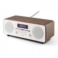 Настольный радиоприемник CD-плеер Auna Melodia CD DAB + / FM Bluetooth Будильник WD