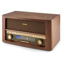 Ретро музыкальный центр Auna Belle Epoque 1906 CD USB MP3 FM RDS