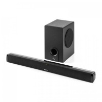 Звуковая панель Auna Areal Bar 550 Soundbar Сабвуфер 2.1 Bluetooth 60 Вт RMS