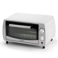 Мини -духовка Klarstein Minibreak Mini-Backofen 11л 800Вт 60мин Таймер 250 ° C White