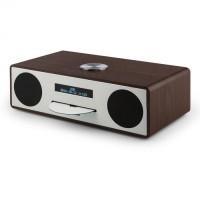 Мультимедиа центр Auna Stanford DAB CD FM DAB + Bluetooth USB MP3 AUX FM Wood