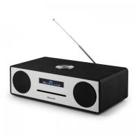Мультимедиа центр Auna Stanford DAB CD FM DAB + Bluetooth USB MP3 AUX FM Black DM1