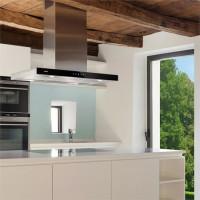 Кухонная вытяжка Klarstein Madonna 90см 500 м³ / ч островная конструкция вытяжки