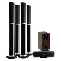 5.1-канальная система объемного звучания Areal 652 Elegance 125 Вт RMS BT USB SD AUX пду