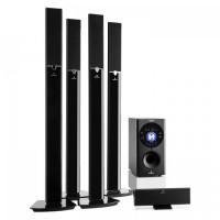 5.1-канальная система объемного звучания  Auna Areal 653 145 Вт RMS Bluetooth USB SD AUX USDMNSNP