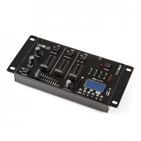 4-канальный микшер Vexus/Vonux STM3030 Bluetooth USB SD MP3 LED