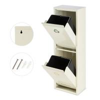 Сепаратор для мусора Klarstein Ordnungshüter 30 л (2 x 15 л) Order Keeper 2 мусорных бака