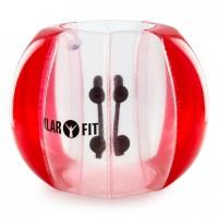 Развлекательный шар-пузырь Klarfit Bubble Ball 120x150 RED